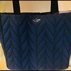 $80⬇️Kate Spade Large Ellie Handbag Blue